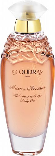 E Coudray Body Oil - Musc et Freesia 100ml